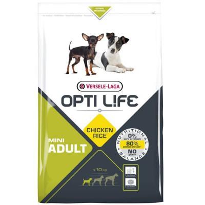 Pienso Opti Life Adult Mini 2,5 kg