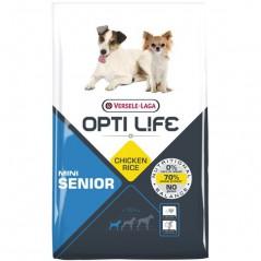 Pienso Opti Life Mini Senior 7.5kg
