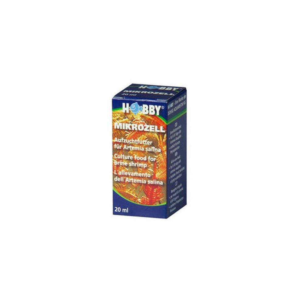 Hobby Mikrozell Alimento en polvo para Artemias (20 ML)