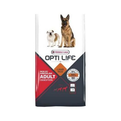 Pienso Opti Life Maxi Medium Adult Digest 12.5kg