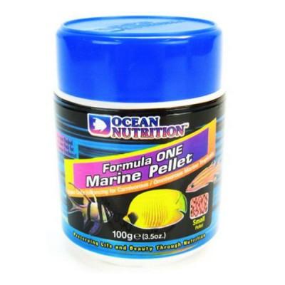 Ocean Nutrition Formula One Marine Pellet, alimento granulado para peces marinos