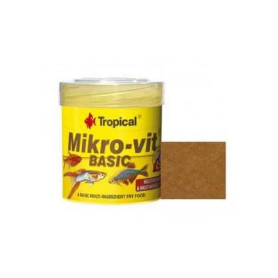 Tropical Mikrovit Basic 50 ml (32 gr)