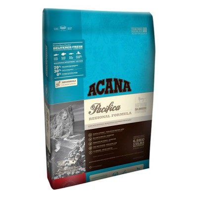 Acana Cat pacifica, Pienso Natural sin Cereales para gatos y gatitos 2,27 kg