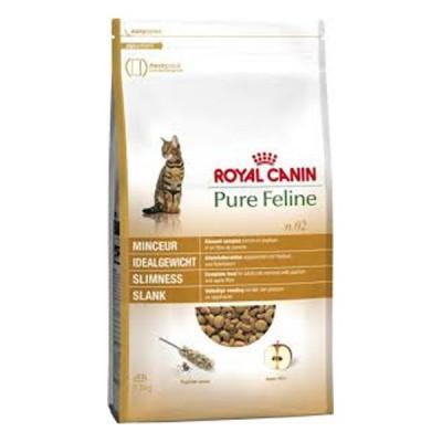Royal Canin Pure Feline Esbeltez Pienso seco para gatos adultos con Pollo y Pavo 1.5 kg