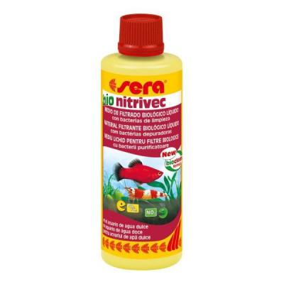 Sera Bio Nitrivec filtro biologico 250 ml