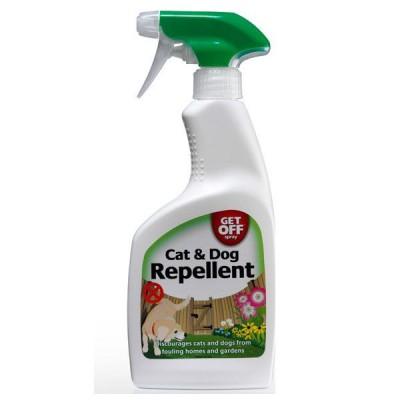 Get Off Spray Repelente contra el Marcaje de Perros y Gatos 500 ml