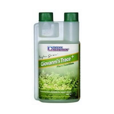 Abono Liquido Ocean Nutrition Giovanni's Trace Elementos traza para Plantas de Acuario 500 ml