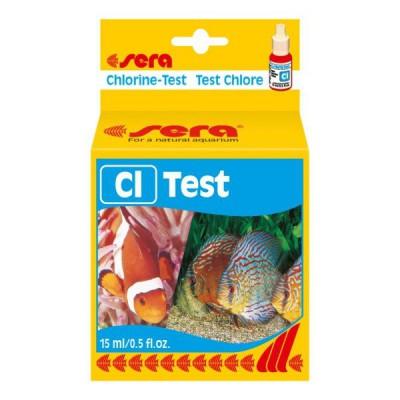 Sera test de Cloro Cl