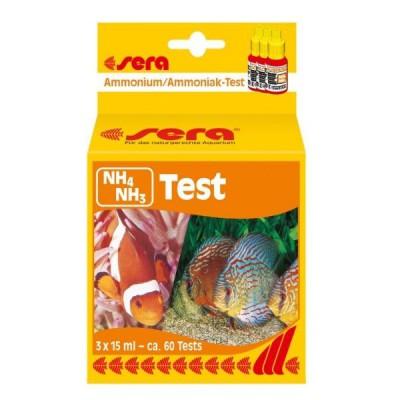 Sera Test de Amonio / Amoniaco NH4 / NH3