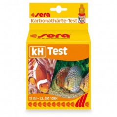 Sera Test de Dureza de Carbonatos Kh