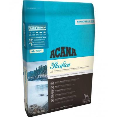 Acana Pacifica, Pienso Natural sin Cereales con Pescado