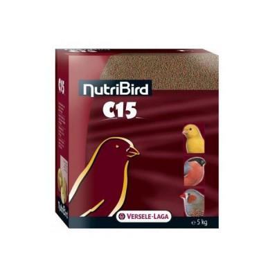 Nutribird C15 para Canarios y Exóticos (1kg)