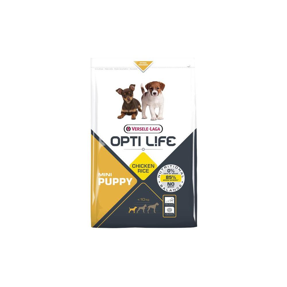 Pienso Opti Life Puppy Mini 7,5 kg