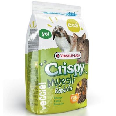 Crispy Muesli Rabbits para conejos (2.75kg)