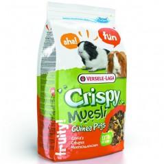 Crispy Muesli Guinea Pigs para cobayas (2.75kg)
