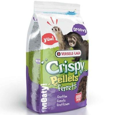 Crispy Pellets Ferrets para hurones (700g)