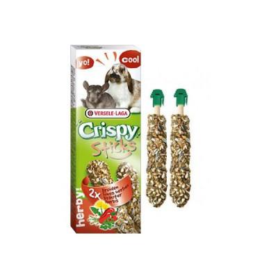 Crispy Sticks finas hierbas (110g)